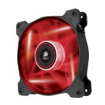 Ventilateur Air Series CORSAIR AF120 - Quiet Edition High Airflow - LED Rouge