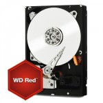 "Disque Dur 3.5"" WESTERN DIGITAL Red - 4To"