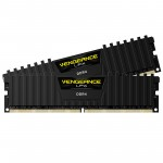 Barrette Mémoire CORSAIR Vengeance LPX Series Low Profile 16 Go (2x 8 Go) DDR4 3200 MHz CL16   (CMK16GX4M2B3200C16)